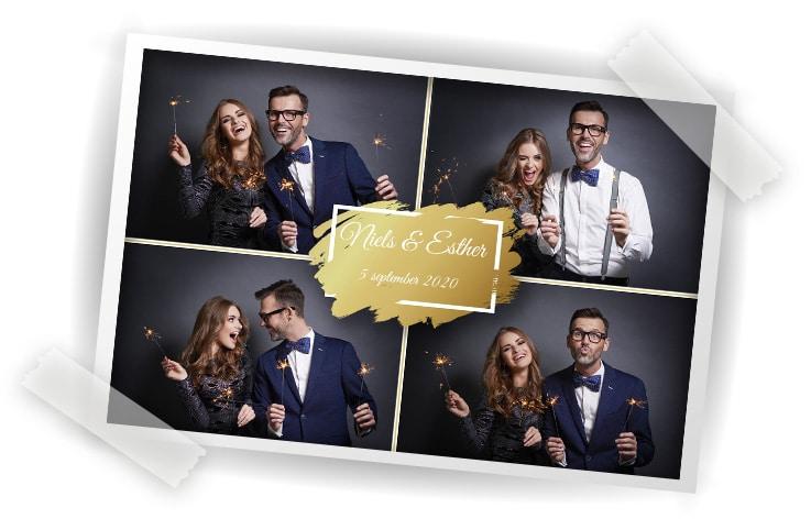 fotobooth photobooth fotozuil huren bruiloft bedrijfsfeest goedkoop roermond venray boxmeer limburg